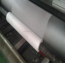 3 layer co-extruded LLDPE stretch films