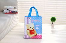 Newest sale trendy style cheap shopping pp non woven bag directly sale