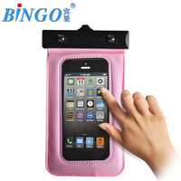 Bingo 5.0 waterproof case for mobile phones