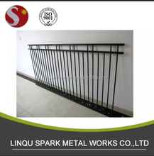 High-quality backyard garden metal fence fencing