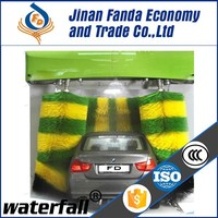 CHINA fully mobile hydraulic lift for hand car wash equipment for sale