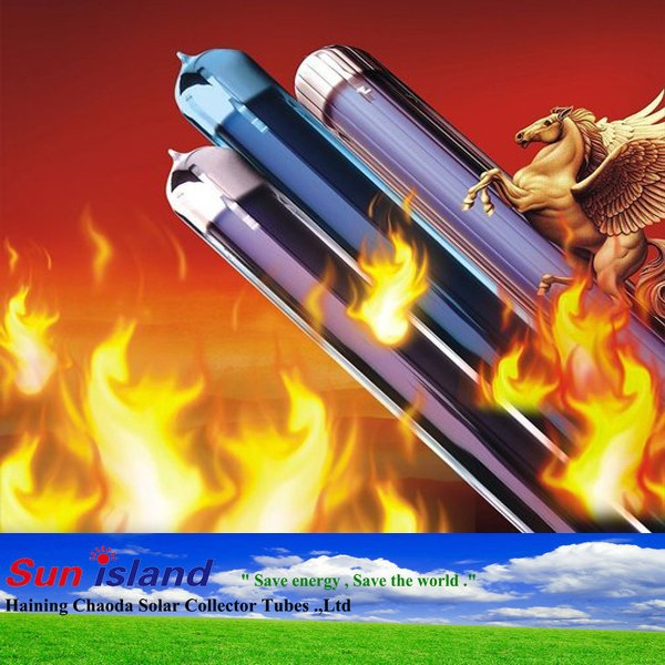 High Quality Vacuum Tubes for Solar Collector
