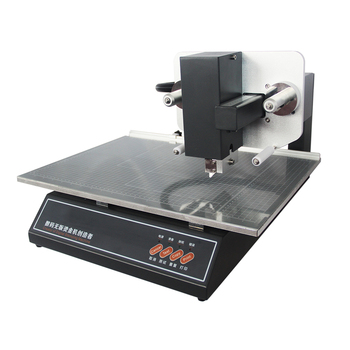 semi automatic hot foil stamping machine for brand personalized