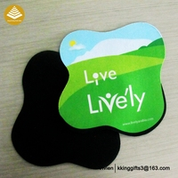 Made in China bulk promotional items custom rubber mouse pad / colorful mouse pad custom printed