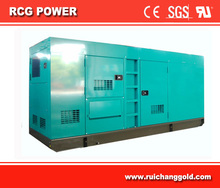 50kw diesel generator powered by air cooled deutz engine