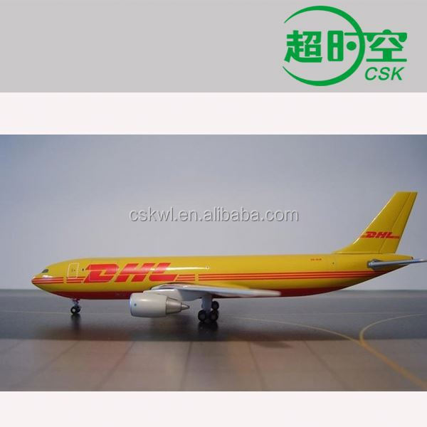 DHL courier to Brazil