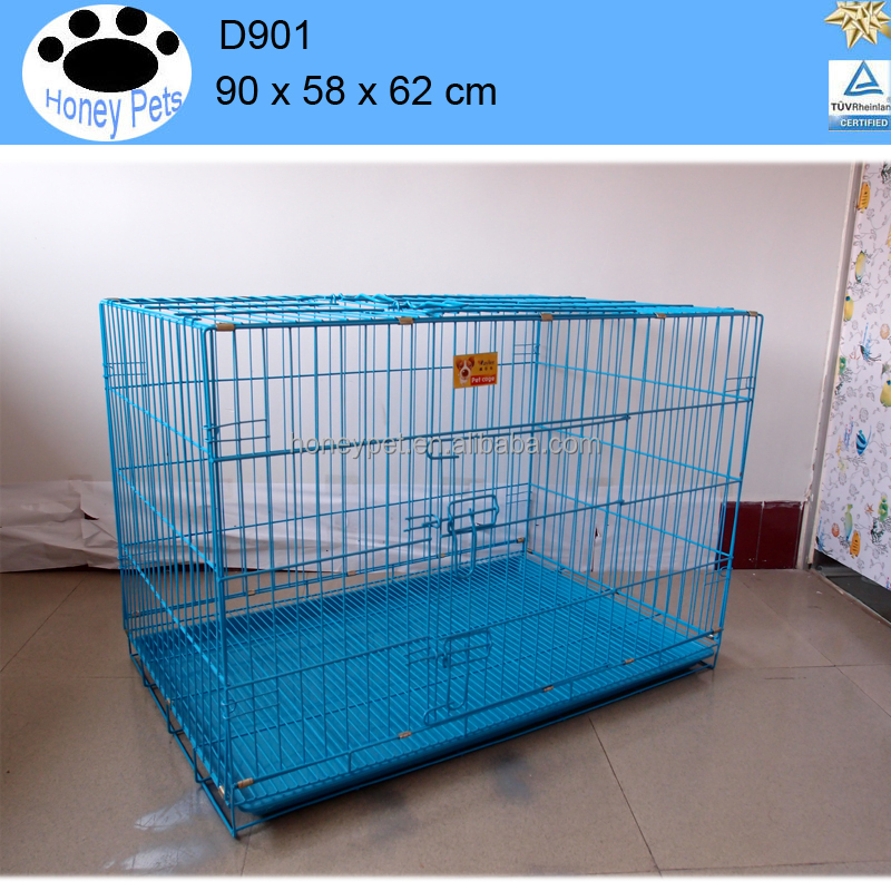 The new china metal dog cage house