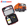 Car Tubeless Tire Sealant Repair Kit as Car Emergency Kit with Inflator Pump