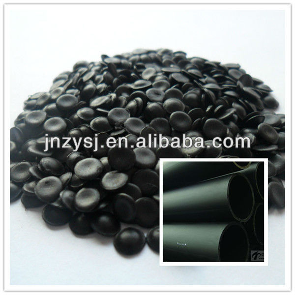 HDPE flame retardant and anti-static masterbatch for spiral protection wrap