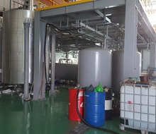 Without Clay Black Waste Lube Oil Refining Machine(1-30T/D)
