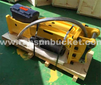 Promotion Price HARDOX-500 NM400 Material hydraulic stone breaker