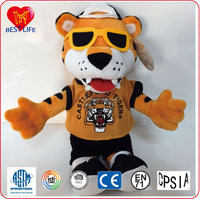 stuffed animal little plush tiger soft toy (PTAL0816130)