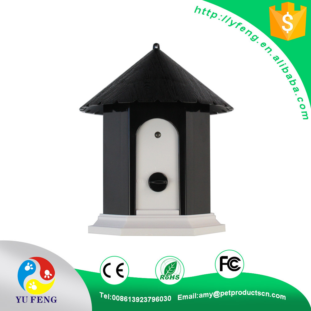 Factory Wholesale Ultrasonic Mini Deterrent Silent Outdoor Dog Bark Control for Hanging