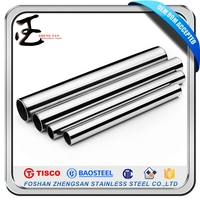 Factory Direct Sale Price 409 Stainless Steel Tube
