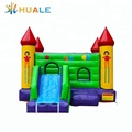 indoor inflatable bouncer with slide / inflatable bounce combo