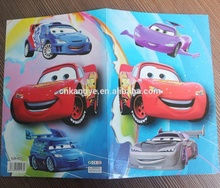 2018 wholesale eco-friendly high quality children cartoon color filling book