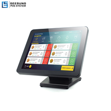 Maple Touch 15&quot; 17&quot; Lcd Touch Screen Monitor For Payment <strong>System</strong>