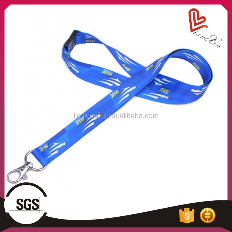 Factory direct wholesale personalized lanyards no minimun