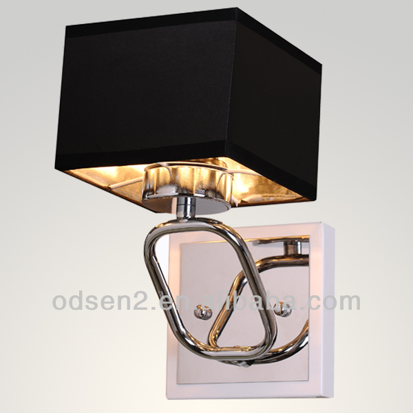 modern fabric wall lamp interior wall led light