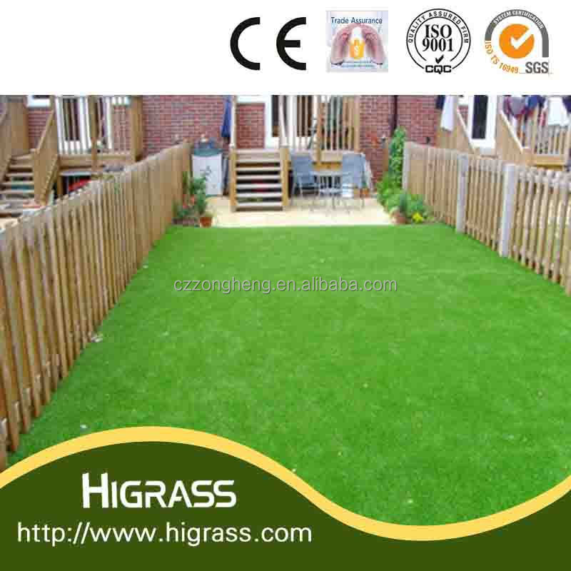 Home Or Garden Decorative Artificial Grass