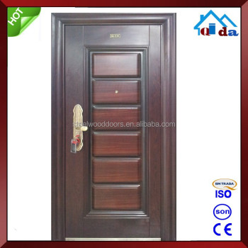 Metal Main Single Door Design Photos