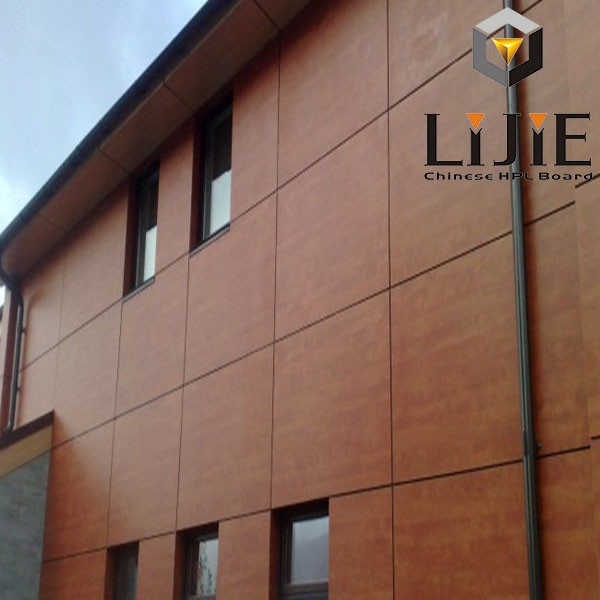 Hospital Decorative Material Interior Hpl Wall Cladding