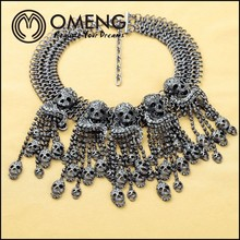 Wholesale Fashion Jewlery Gold Plated Unique Necklaces
