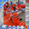 High temperature gate valve / resilient seated gate valve / stainless gate valve broad-spectrum