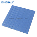 Fiberglass good flexibility thermal pad for Heat Sink