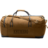 Brown Canvas Travel Bag