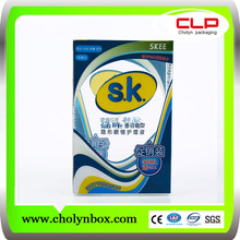 Accept Customized Contact Lens Solution Packaging Boxes, Eco-friendly Custom Contact Lens Solution Gift Box