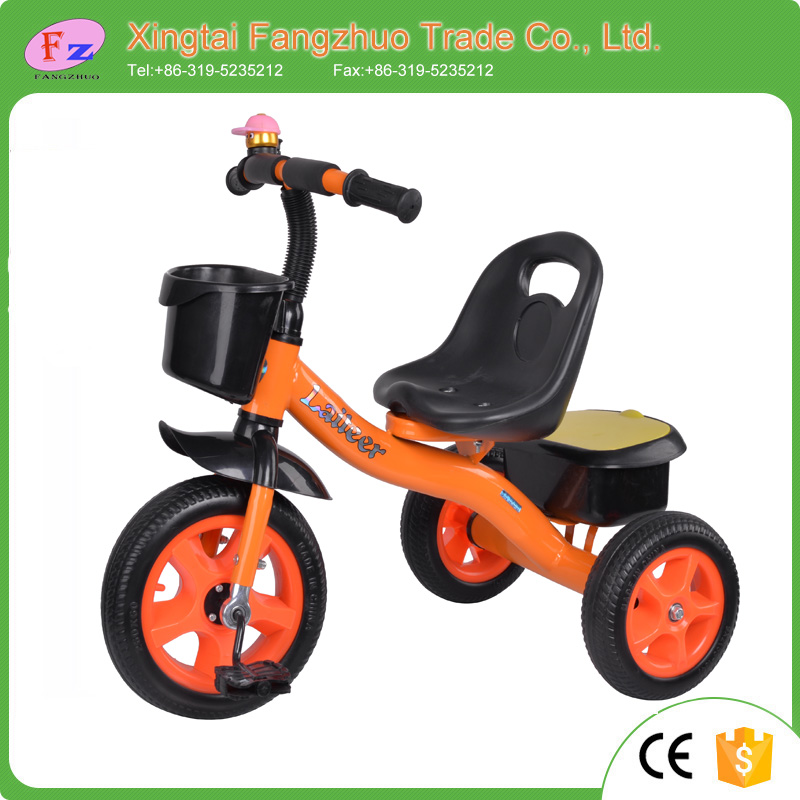 Best selling tricycle child pedal car/ tricycle child 2017/ tricycle child from China factory