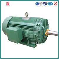 110kw low voltage three phase AC induction motor