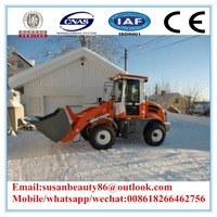mini wheel loader mobile for sale from china supplier