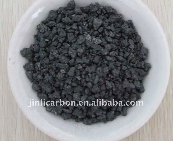 Recarburizer-Graphitized petroleum coke/GPC