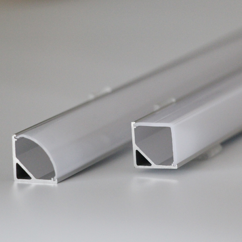<strong>U</strong> shape aluminum extrusion profile with accessories