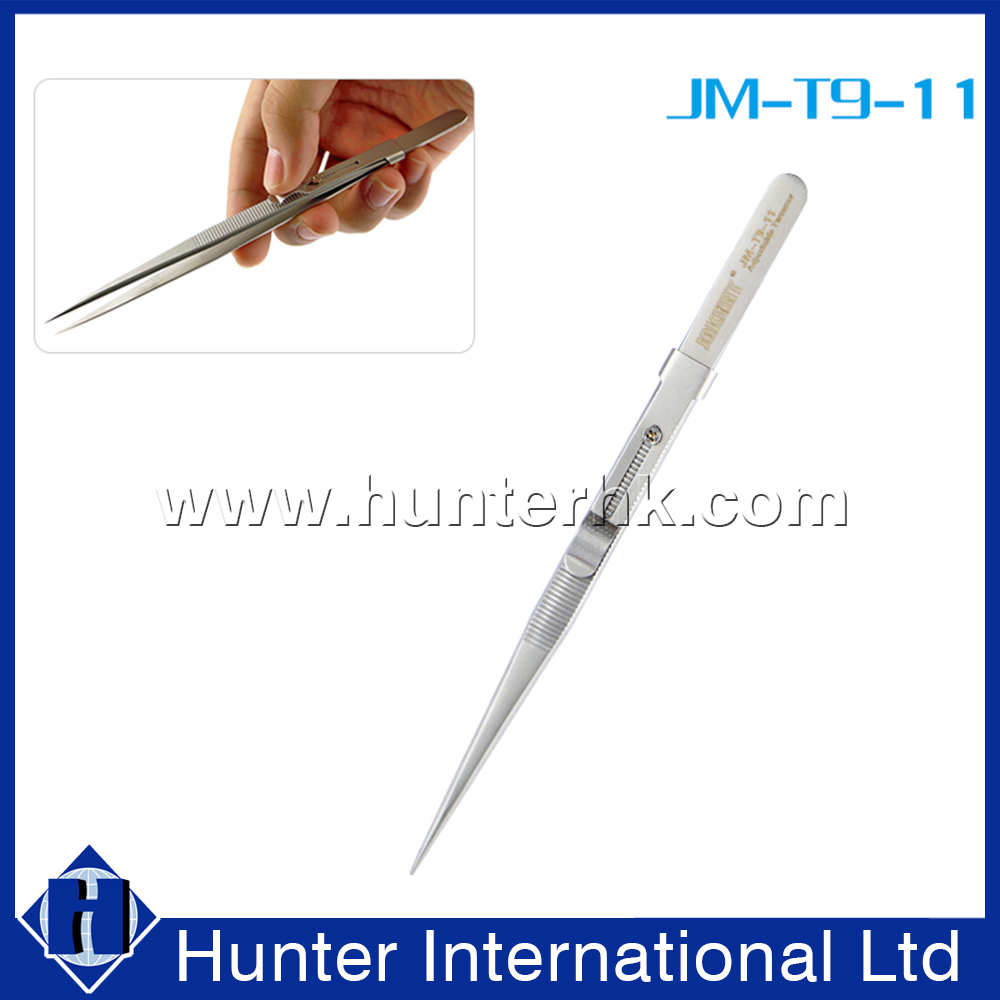 Factory Price JM-T9-11 Adjustable Tweezers