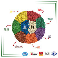 China Eco Friendlly Colorful Epdm Granule