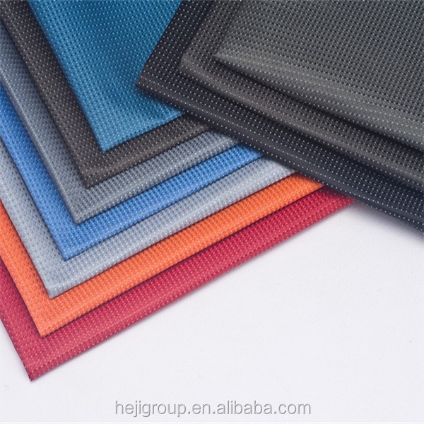 PU/PVC Coating 600D Poly Oxford Fabric