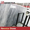 Honed surface finished strip grey new grey marble slab
