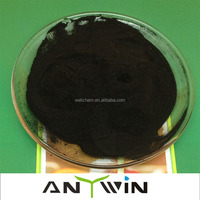 Factory directly produce high quality black flake powder 100% water soluble potassium humate