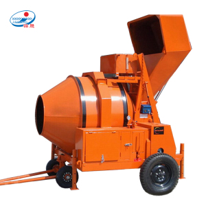 Electric Gasoline Diesel Portable Mini Cement Concrete Mixer