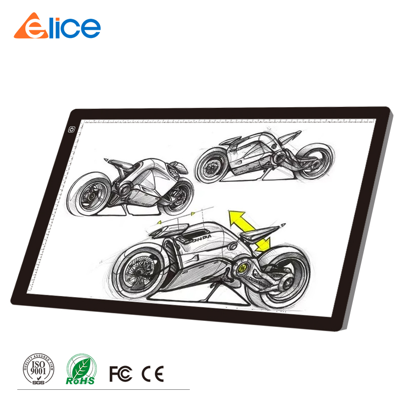 USB Power Tracing Light Box Wireless Light Table for Drawing