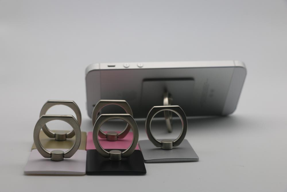 Shenzhen manufactory custom metal ring holder for accessories mobile phone