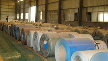 PPGI/HDG/GI/SECC DX51 ZINC Cold Rolled/Hot Dipped Galvanized Steel Coil profiled steel sheet for building materials