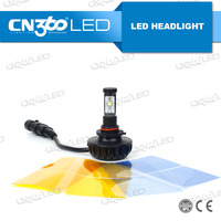 Ce Rohs 9005 9006 led head lamp kit , all in one led head light kit 9012