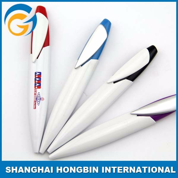 Logo Printing Fat Shaped Ball Pen Faber Castell for Advertising
