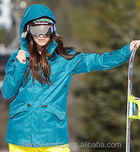 2014/2015 High quality waterproof 20000mm snowboard jacket, STL Beat Turkey