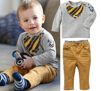 Shopping In China Free Shipping Trendy Clothes For Baby Boy 2 Piece Set
