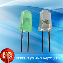 Led Diode Dip 5mm Warm White Water Clear Led